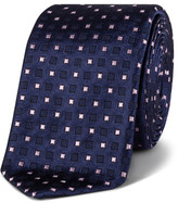 HUGO BOSS Subtle Check Tie
