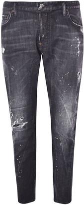 DSQUARED2 Tidy Biker Jeans