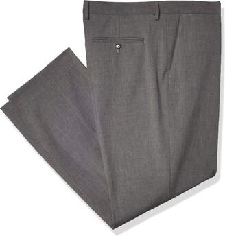 Nautica Men's Bi-Stretch Slim Fit Suit Separate (Blazer and Pant) Grey