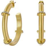 Karen Kane Wonderland Hoop Earrings