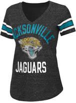 G-iii Sports Women's Jacksonville Jaguars Big Game Rhinestone T-Shirt