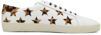 Saint Laurent Court Classic stars sneakers