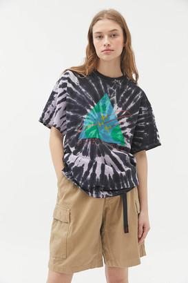Junk Food Clothing Tie-Dye Pink Floyd Tour Tee