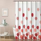 Lush Decor Flying Balloon Kid's Shower Curtain