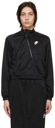 Nike Black Sportswear Track Jacket