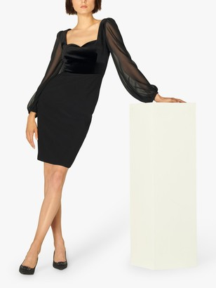 LK Bennett Scarlett Dress, Black