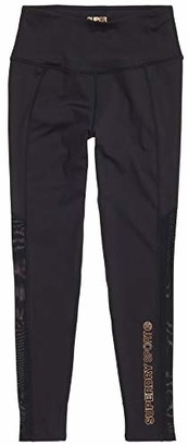 Superdry Women's Active Studio 7/8 Leggings