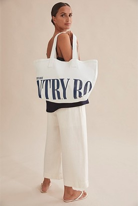 Country Road Cropped Logo Shopper