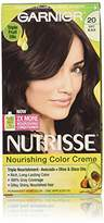 Garnier Nutrisse Nourishing Color Creme,3-Pack (Packaging May Vary)