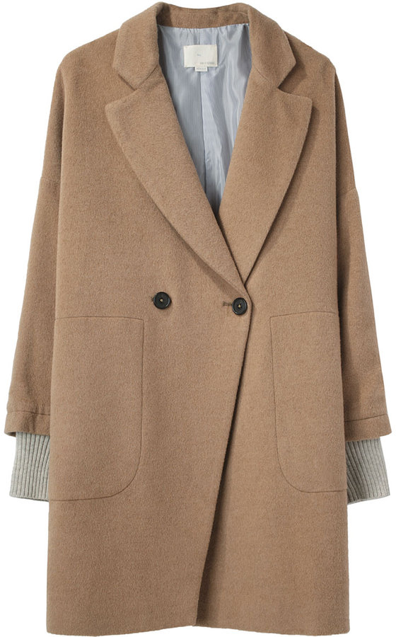 Boy By Band Of Outsiders Two Button Coat