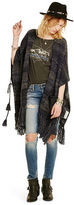 Denim & Supply Ralph Lauren Fringed Open-Front Cardigan