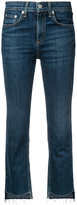 Rag & Bone cropped jeans - women - Cotton/polyurethane - 23