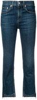 Rag & Bone cropped jeans - women - Cotton/polyurethane - 24