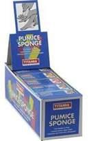 Titania Pumice Sponge Lg. by 1 Sponge)