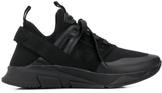 Tom Ford nylon mesh Jago sneakers