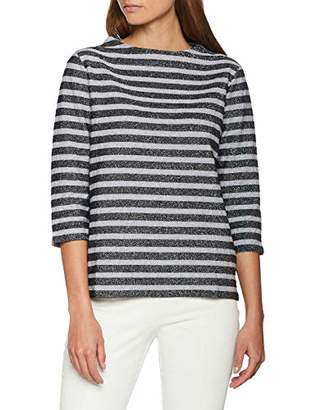 Gerry Weber Women's T-Shirt 3/4 Arm Long Sleeve Top,(Manufacturer Size: 40)