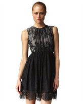 Imperial Lace Dress