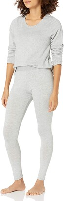 Hue Women's Pajama Legging Set Infused with CBD Oil