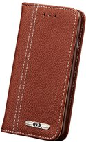 jasmine214 Leather Wallet Flip Case Cover Card Slots for Apple iPhone 6S/6 Plus 7 Plus