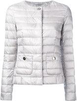 Herno padded jacket - women - Cotton/Polyamide/Acetate/Goose Down - 40