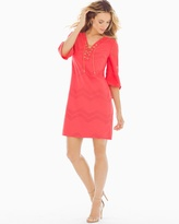 Soma Intimates Tunic Dress Coral