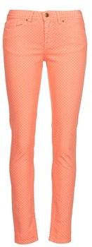Moony Mood CAZO women's Trousers in Orange