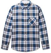 Rag & Bone Fit 3 Checked Cotton Shirt
