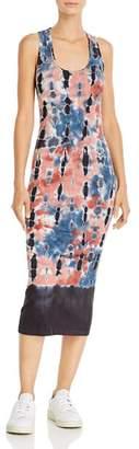 Young Fabulous & Broke Denny Tie-Dye Tank Dress