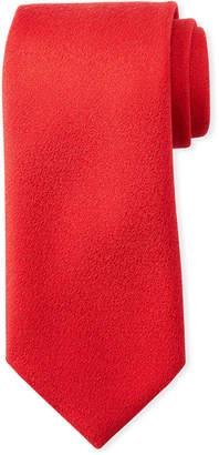 Charvet Bark-Texture Silk Tie
