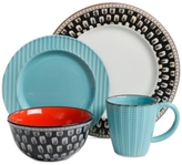 Laurie Gates Gypsy Tide 4-Piece Place Setting