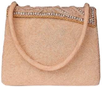 Non Signé / Unsigned Non Signe / Unsigned Pink Glitter Handbags