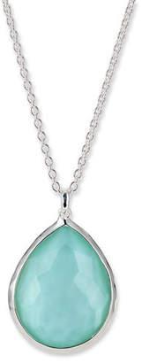 Ippolita Silver Teardrop Pendant Necklace