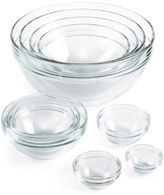 Martha Stewart Collection Martha Stewart Collection 10-Pc. Glass Mixing Bowl Set, Created for Macy's