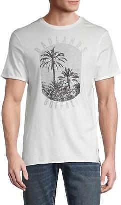 Buffalo David Bitton Graphic Cotton T-Shirt