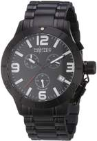 Christian Dior Nautec No Limit Men's Canteen Diver Chrono Watch QZ/IPIPIPBK