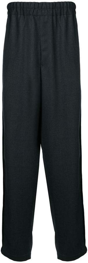 Comme des Garcons Boys elasticated loose trousers