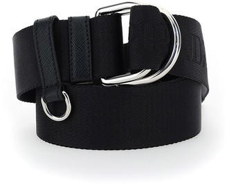 Prada Double Ring Pouch Belt
