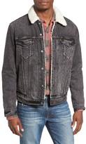 Men's Levi's Sherpa Fleece Lined Denim Trucker Jacket