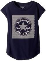 Converse Color Reveal Chuck Patch Tee Girl's T Shirt