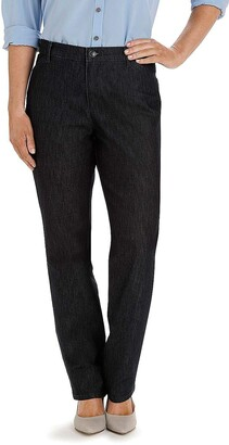 Lee Womens Relaxed Fit All Day Straight Leg Pant