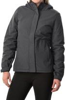 White Sierra Rainier Jacket - Waterproof, Insulated (For Women)