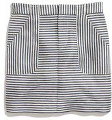 Madewell Striped Mini
