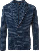 Lardini knit blazer