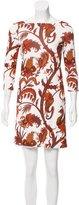 Gucci Paisley Print Shift Dress