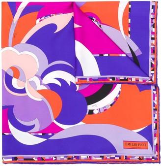 Emilio Pucci x Koche graphic-print scarf