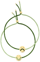 Ruifier Friends Turn Me Over Bracelet - Moss Green