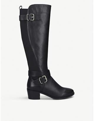 Aldo Elvaralith knee-high leather boots
