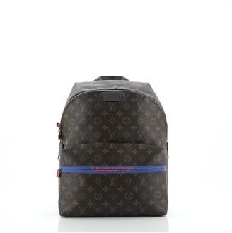 Louis Vuitton Apollo Backpack Limited Edition Monogram Canvas