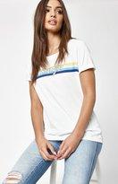 Wrangler x PacSun Rainbow Stripe T-Shirt