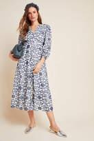 Shoshanna Demetria Petite Midi Dress